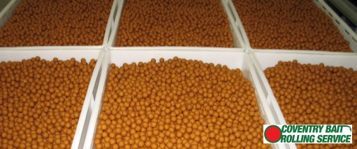 boilies rolled to order